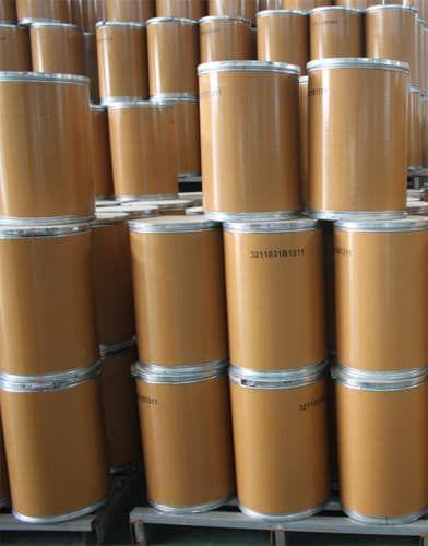 l menthol packaging Paper drum 20kg