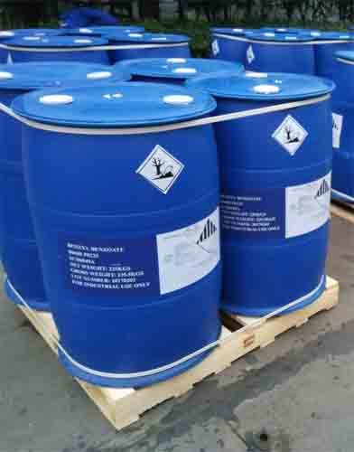 Benzyl benzoate packing